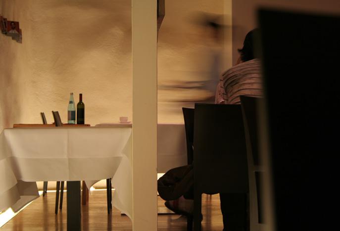Weinlokal in Südtirol