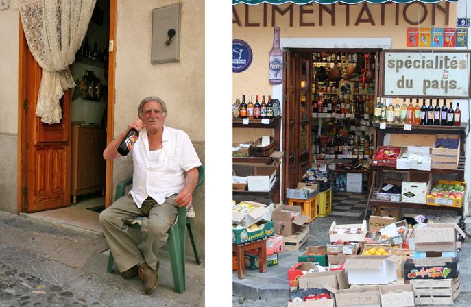 Weinorte in Sizilien und Süd-Frankreich