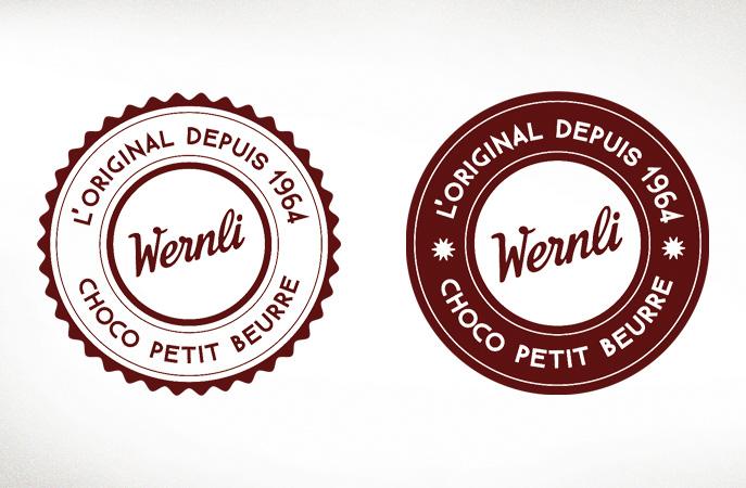 Wernli Kekse/Schweiz. Siegel als Vertrauenssymbol